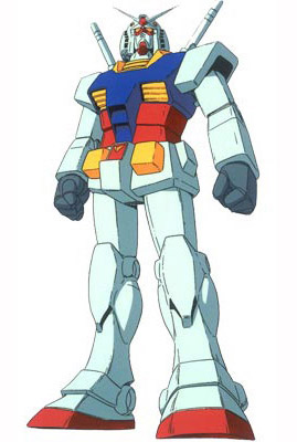 Mobile Suit Gundan.