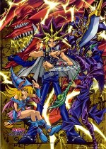 Yu-Gi-Oh! Duel Monsters.